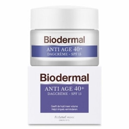 BIODERMAL DAGCREME ANTI AGE 40 50 ML