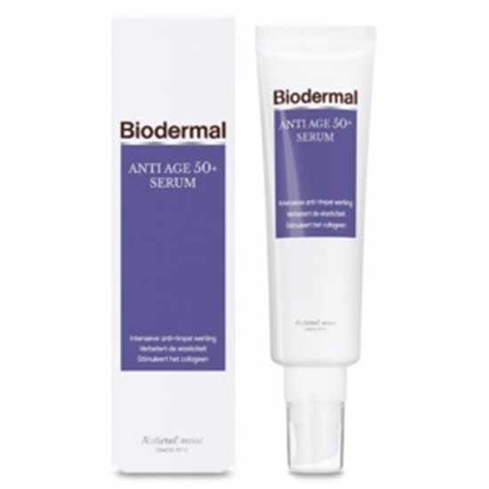 BIODERMAL GEZICHTSSERUM ANTI AGE 50 30 ML