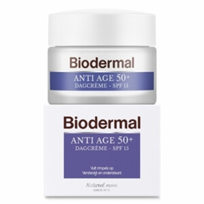 BIODERMAL DAGCREME ANTI AGE 50 50 ML