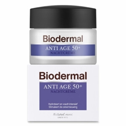 BIODERMAL NACHTCREME ANTI AGE 50 50 ML