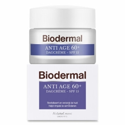 BIODERMAL DAGCREME ANTI AGE 60 50 ML