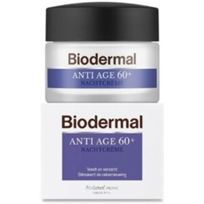 BIODERMAL NACHTCREME ANTI AGE 60 50 ML