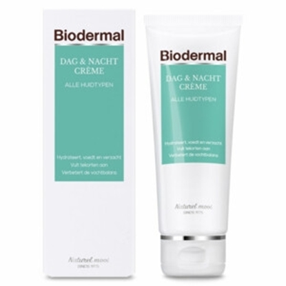 BIODERMAL DAG  NACHT CREME TUBE 100 ML