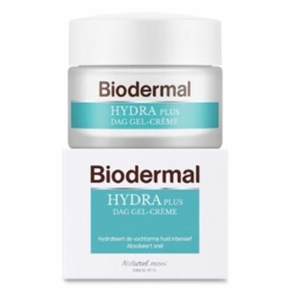 BIODERMAL DAG GELCREME HYDRAPLUS 50 ML