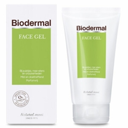 BIODERMAL FACE GEL 150 ML. PARFUMVRIJ