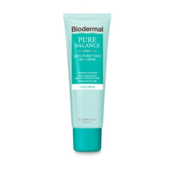 BIODERMAL DAGCREME PURE BALANCE SKIN PURIFYING 50 ML