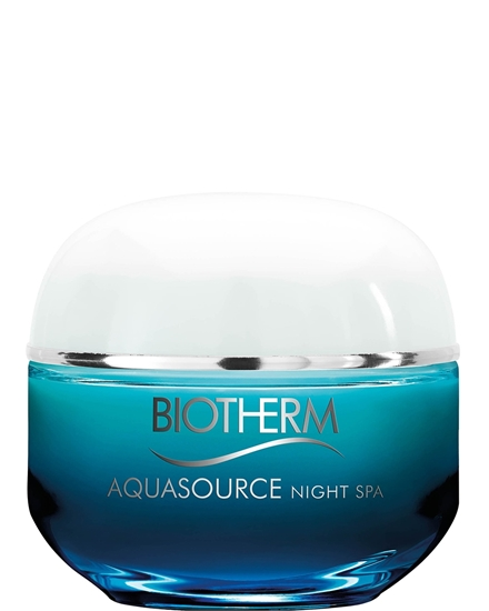 BIOTHERM AQS NIGHT BATH P50ML
