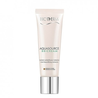 BIOTHERM AQUASOURCE BB CREAM MEDIUM TO GOLD 30 ML