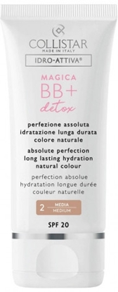 COLLISTAR BB CREAM MAGICA  DETOX 2 MEDIUM SPF 20 50 ML
