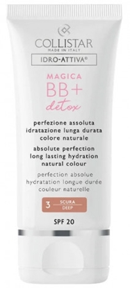 COLLISTAR BB CREAM MAGICA  DETOX 3 DEEP SPF 20 50 ML