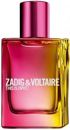 ZADIG  VOLTAIRE THIS IS LOVE THIS IS HER EDP 30 ML