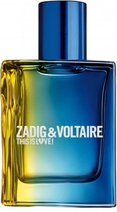 ZADIG  VOLTAIRE THIS IS LOVE THIS IS HIM EDT 50 ML