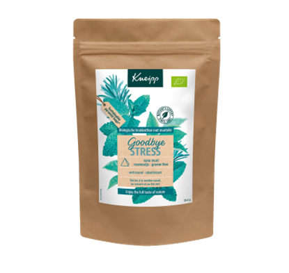 KNEIPP THEE KRUIDEN GOODBYE STRESS 30 GR