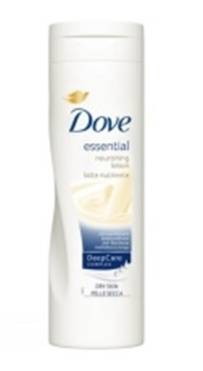 DOVE BODYLOTION ESSENTIAL NOURISHMENT 400 ML