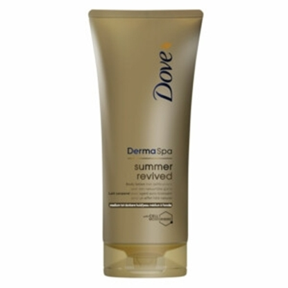 DOVE BODYLOTION SUMMER REVIVED DARK DERMASPA 200 ML