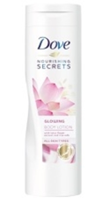DOVE BODYLOTION GLOWING NOURISHING SECRETS 250 ML