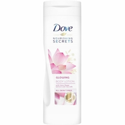 DOVE BODYLOTION GLOWING NOURISHING SECRETS 400 ML
