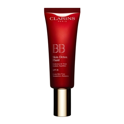 CLARINS BB SKIN DETOX FLUID SPF 25 02 MEDIUM 45 ML