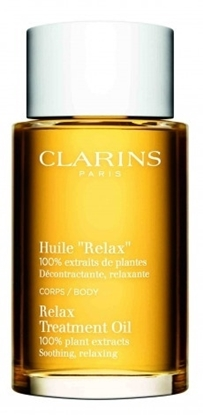 CLARINS BODY OIL RELAX BODY TREATMENT OIL 100 ML