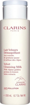 CLARINS CLEANSING MILK VELVET 200 ML
