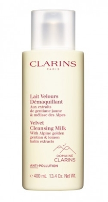CLARINS CLEANSING MILK VELVET 400 ML