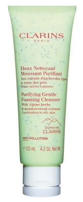 CLARINS CLEANSER PURIFYING GENTLE FOAMING 125 ML