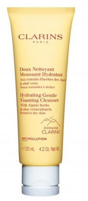 CLARINS CLEANSER FOAMING HYDRATING GENTLE 125 ML